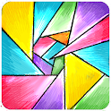 Kaleidoscope Fun Paint icon