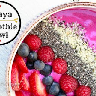 Pitaya Smoothie Bowl.