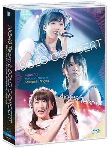(BDRip) AKB48 Team 8 SOLO CONCERT 新春!チーム8祭り 小栗有以の乱 & 倉野尾成美の乱 & 坂口渚沙の乱