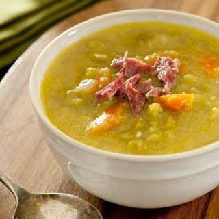 Split Pea Soup – Slow Cooker