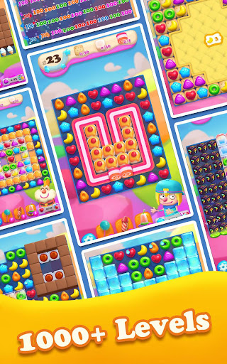 Crazy Candy Bomb screenshot 7