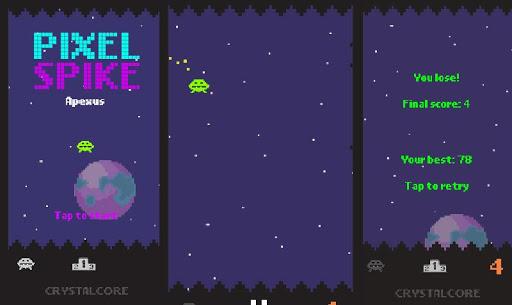 Pixel Spike