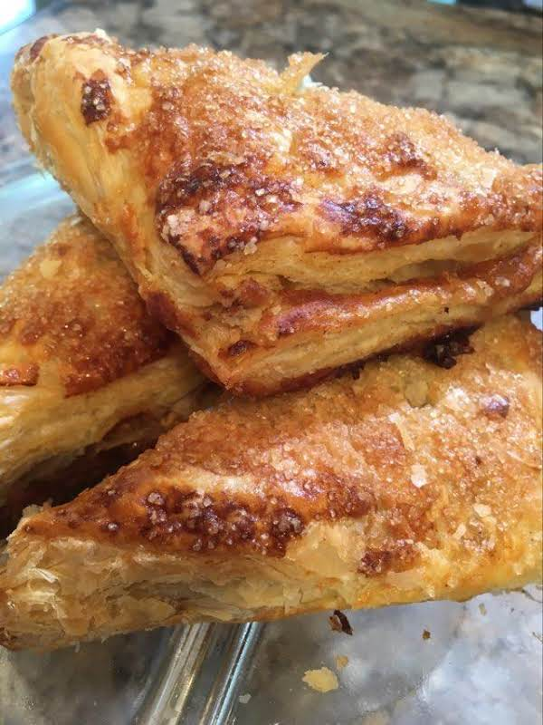 Apple Turnovers - Vintage Recipe