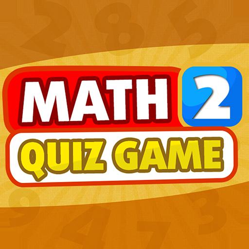 Math 2 Quiz Game 益智 App LOGO-APP開箱王