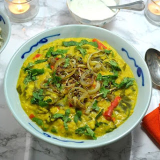 Kill a Cold Lentil Curry or Dhal Recipe