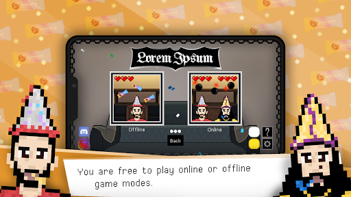 Lorem Ipsum : Multiplayer - Online Game - Arcade 0.2 screenshots 2