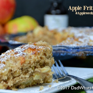Apple Fritter Pie.