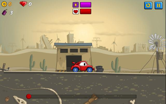 Car Eats Car 2 Game
