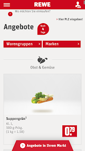 REWE Güntner screenshot 3