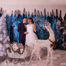 Wedding photographer Aleksandr Pronin (proninfoto). Photo of 16.12.2015