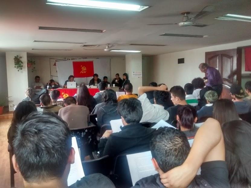 Se efectúo el IV Congreso Regional del PCM en el Valle de México