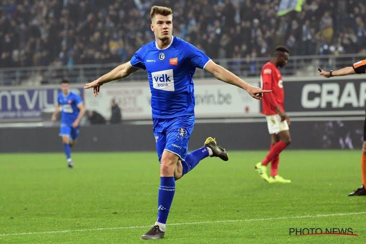 Ex-Gent-speler eindelijk beslissend voor RB Leipzig: Is hij nu eindelijk gelanceerd?