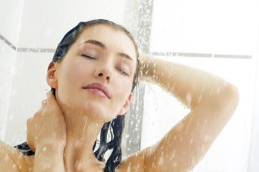Was für ein Dusch-Erlebnis