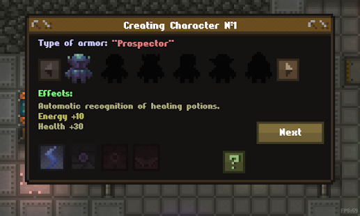 Caves (Roguelike) 5