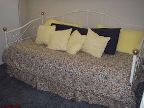 Photo: 2nd bedroom, TV's in all bedrooms
