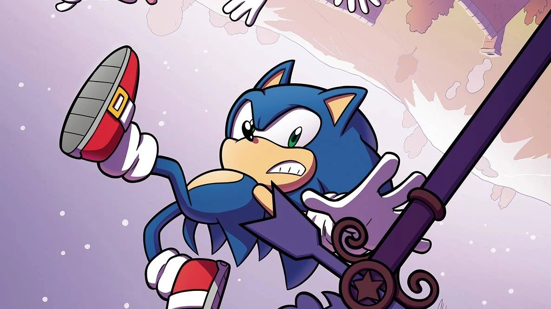 IDW Sonic The Hedgehog - przegląd numeru 39-ego