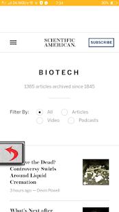 Biotechnology - náhled
