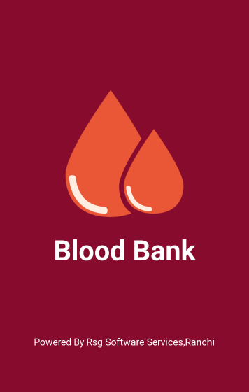 Blood Bank- screenshot