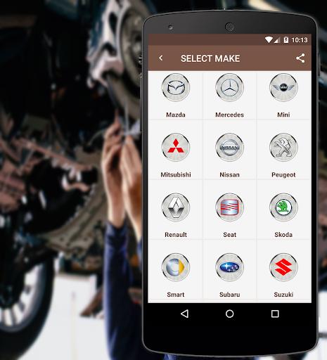 Reset Oil Service Pro screenshot 11