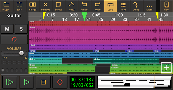 Audio Evolution Mobile Studio Mod Apk 1