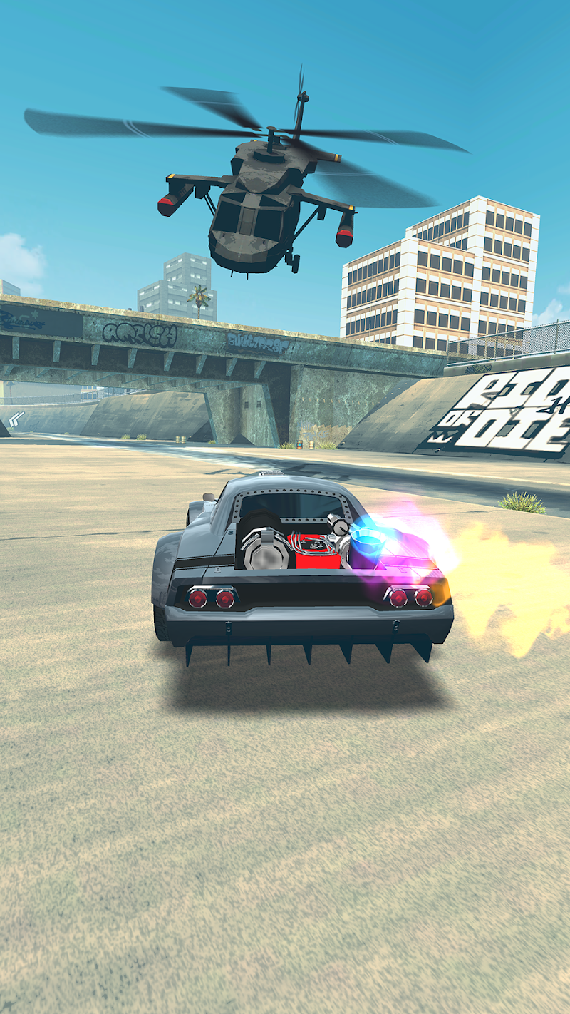 Fast & Furious Takedown Screenshot 6