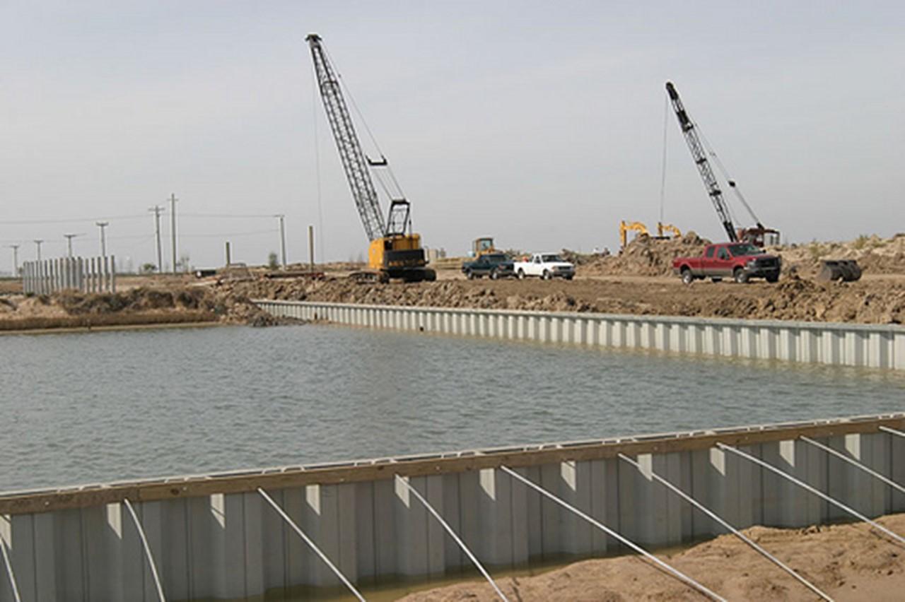 Sheet Pile Wall Construction railsystem.net