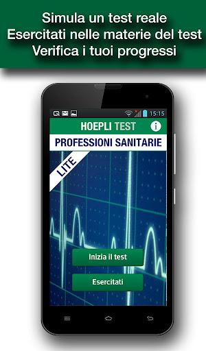 Hoepli Test P. Sanitarie Lite