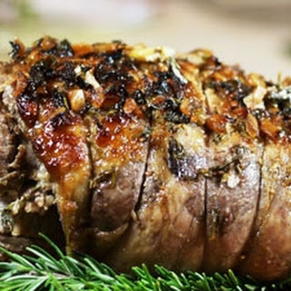 Morrocan Leg Of Lamb