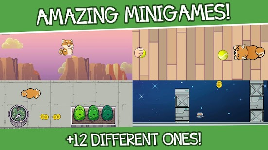 Virtual Dog Shibo – Virtual Pet and Minigames- screenshot thumbnail