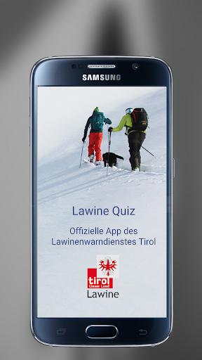 Lawine Quiz