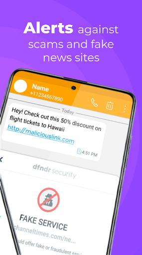 dfndr security: antivirus, anti-hacking & cleaner screenshot 4