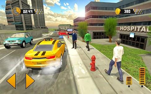 Taxi Driving Simulator Real Taxi Driver 2.1 Mod APK Download 2