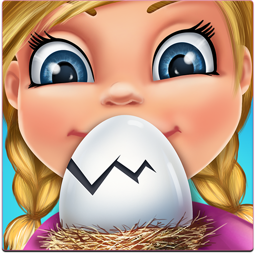 EggSitter - Handle with Care Icon