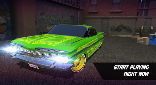 Lowriders Comeback -Music Game Screenshot