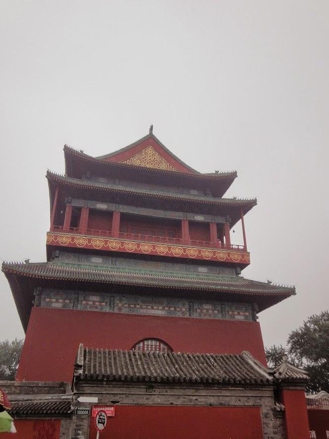 Tour du Tambour à Pékin