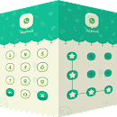 Password AppLock Green v 1.2.1 app icon