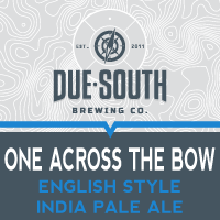 Logo of Due South One Across The Bow