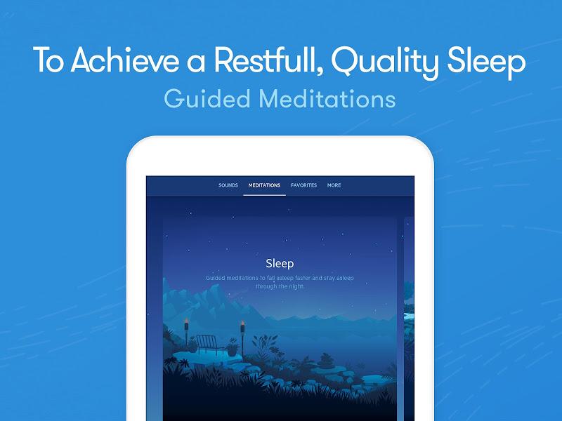 Relax Melodies: Sleep Sounds Screenshot 7
