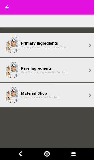 Ragnarok M Eternal Love Cooking Guide 1.0 screenshots 2