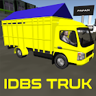 IDBS Indonesia Truck Simulator icon