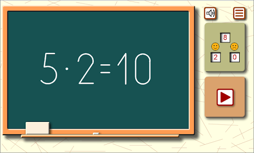 Multiplication Table: Learning, Practice, Exam - Apps on Google Play