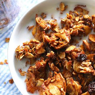 Apple Cinnamon Raisin Granola
