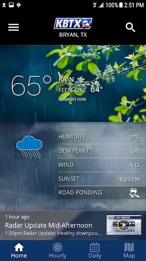 KBTX PinPoint Weather Apk 1