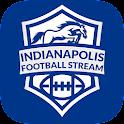 Indianapolis Football STREAM icon