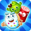 Sugar Heroes - World match 3 game! icon