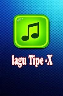 Lagu Tipe -X - náhled
