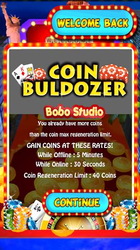 Coin Buldozer