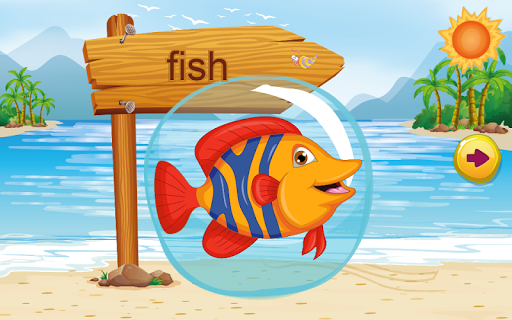Puzzles for kids Ocean Animals  screenshots 2