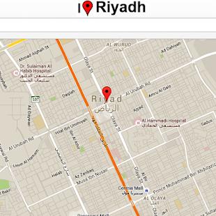 Riyadh Map Android Apps On Google Play - Riyadh map