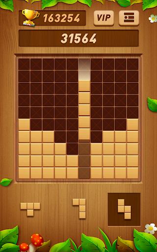 Wood Block Puzzle - Free Classic Block Puzzle Game 1.5.10 screenshots 11